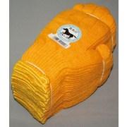 黄ナイロン手袋黒馬印